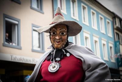 Jubiläumsumzug Bruckwaldteufel