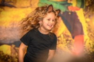 Dschungelkids im Jugend-Fasnet-Club